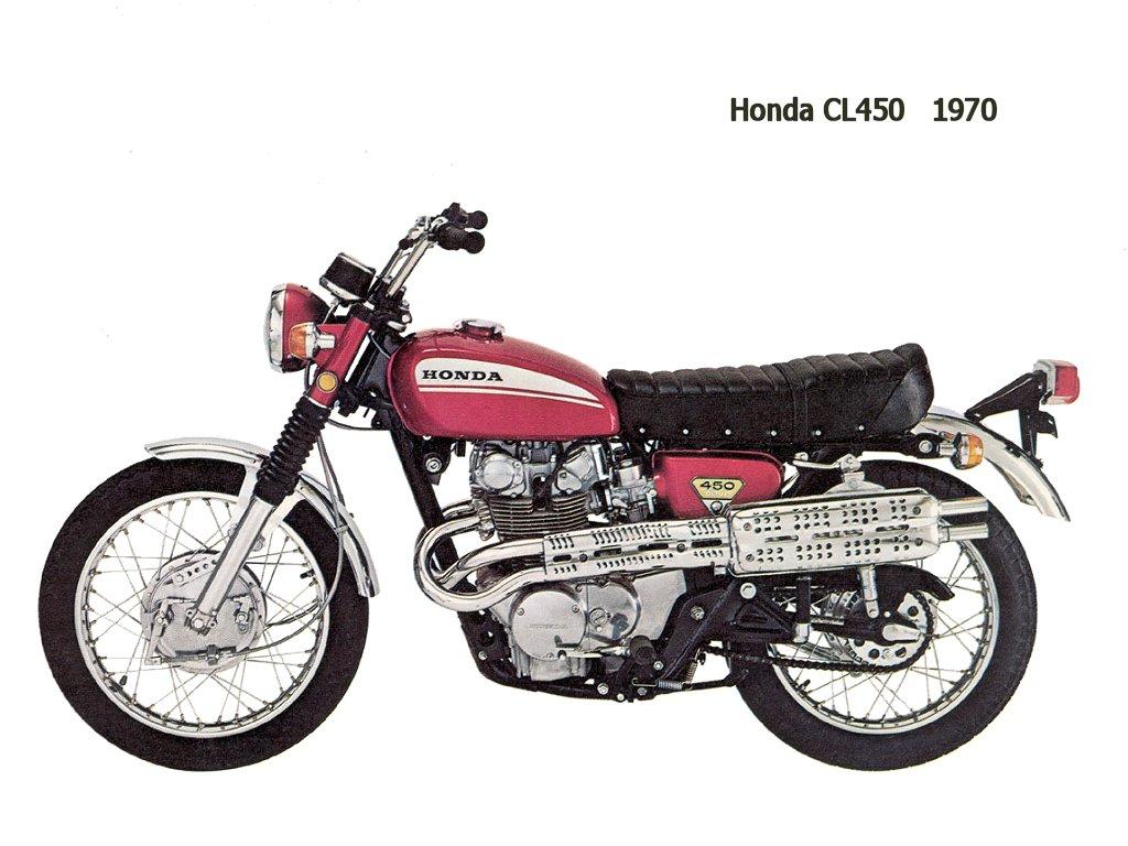 Honda CL450 1970 86 honda rebel 450 parts honda rebel 450 review bing images honda