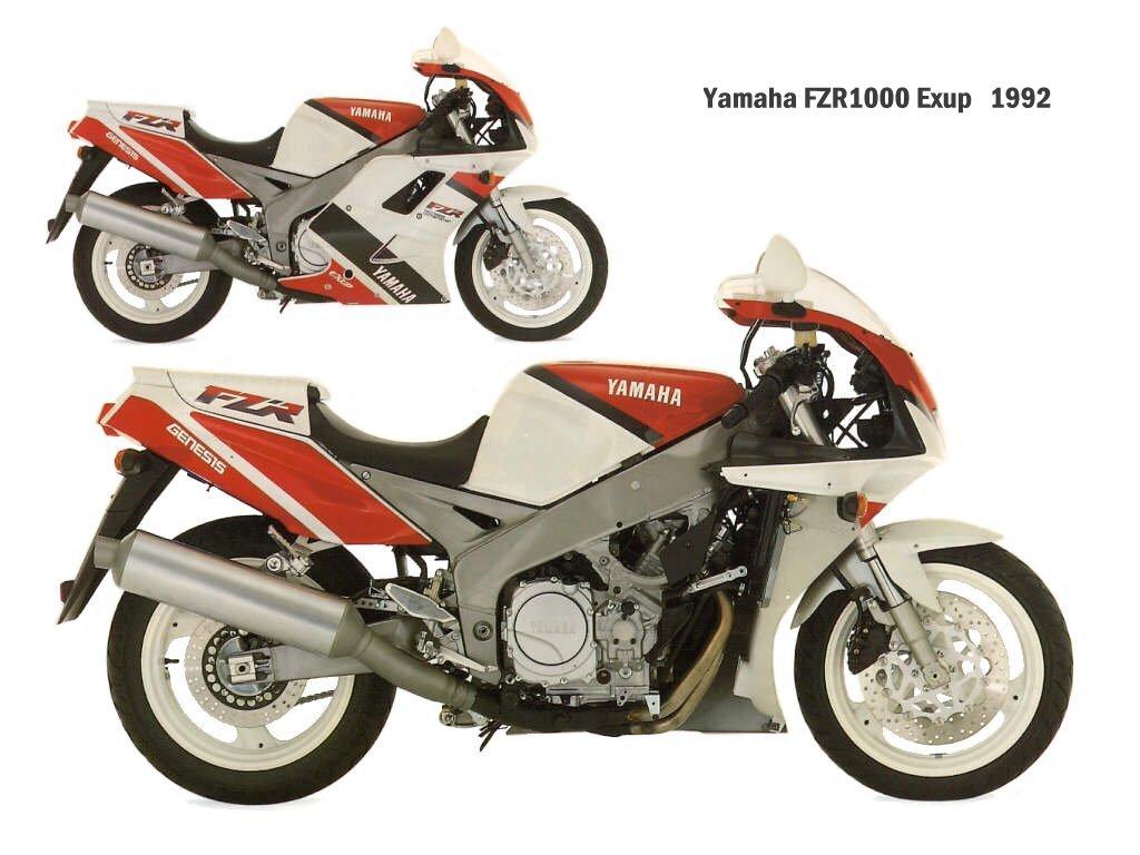 Yamaha Fz R